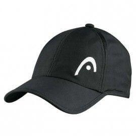 Casquette HEAD Pro Player Cap Noir