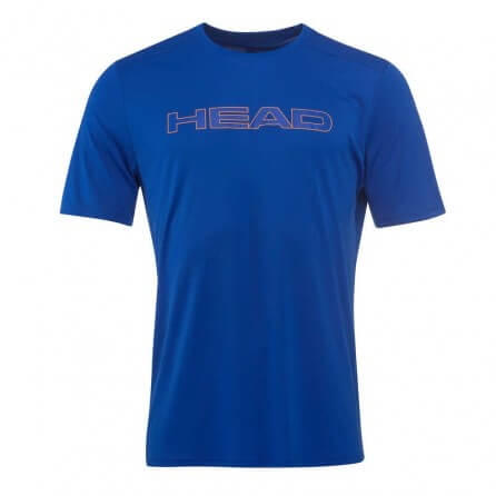 basic tech t-shirt head - raquette-padel.com