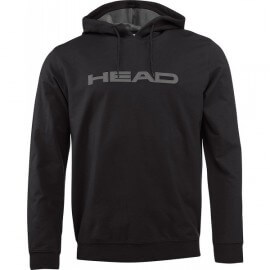 SWEAT HEAD BYRON HOODY - BKAN
