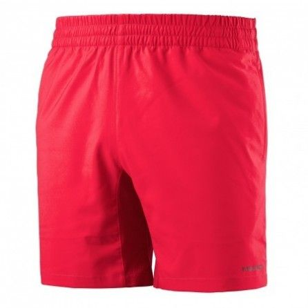 short Head Club M rouge-raquette-padel.com
