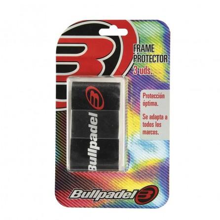 FRAME PROTECTOR Bullpadel Noir - raquette-padel.com