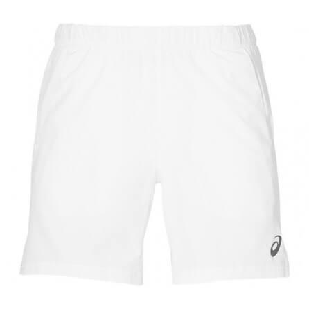 Short CLUB 7IN Blanc-raquette-padel.com