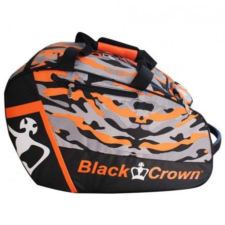 Sac BLACK CROWN WORK orange - raquette-padel.com