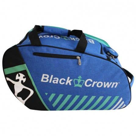 Sac BLACK CROWN WORK bleu ciel - raquette-padel.com