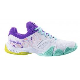 PULSA Women white/royal lilac