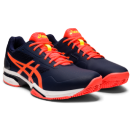CHAUSSURE DE PADEL GEL-LIMA PADEL MEN MARINE/ORANGE