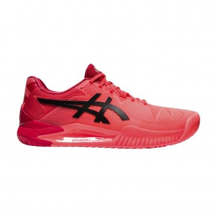 Chaussure GEL-RESOLUTION 8 CLAY TOKYO raquette-padel.com